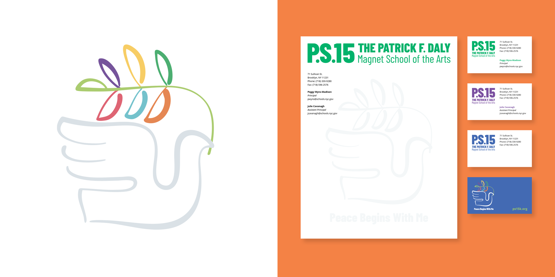 P.S.15 Stationery